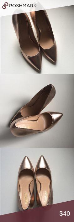 Charles by Charles David heels 👠 rose gold Charles by Charles David heels 👠 rose gold CHARLES by Charles David Shoes Heels