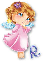 ange-A-18.gif 3 Gif, Cute Alphabet, Thing 1, Love You Forever, Love You All, A 17, The Fool, My Music, Princess Peach