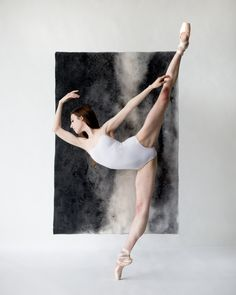 """The Company Project: """"Never let the desire to be perfect hold you back from taking risks and push yourself beyond what you think you can do."""" – Jaclyn Oakley, Corps de Ballet Read more at. Save The Last Dance, Ballet Performances, Kinds Of Dance, Ballet Photos, Dance Movement, Portraits, Ballet Photography, Learn To Dance, Dance Art"""