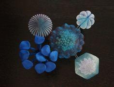 Sculptures en tissu par Mariko Kusumoto - Journal du Design
