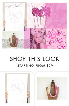 """""""Love Birds......"""" by sgnprogram ❤ liked on Polyvore featuring Blume and The Beautiful Ones"""