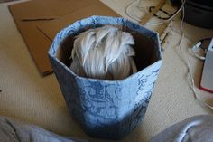 Tutorial: Constructing a Wig Box