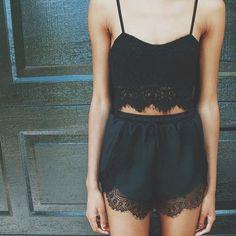 black + classy