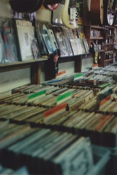Records and CDs | Do you remember when....