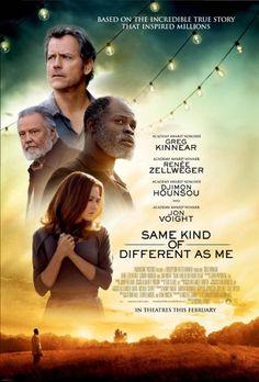 Renée Zellweger, Jon Voight, Greg Kinnear, and Djimon Hounsou in Same Kind of Different as Me (2017)