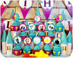 Disney Frozen Coronation Day! | CatchMyParty.com