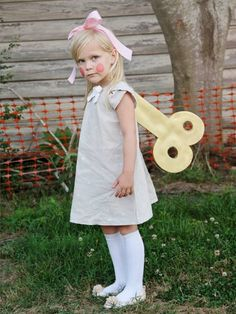 Non scary kids Halloween costumes to DIY