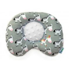 Back&White or is it White&Black? How about Rainbow-colored to show just how unique and special your little baby is! Infant ErgoPillow to prevent flat head syndrome