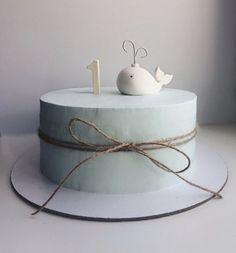 Creative Birthday Cakes, Cute Birthday Cakes, Ocean Cakes, Cute Baking, Easy Cake Decorating, Dessert Decoration, Cake Videos, Diy Cake, Girl Cakes