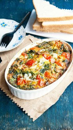 ideas about Baked Frittata Frittata Recipes
