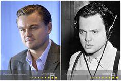 Leonardo diCaprio | Orson Welles Orson Welles, Leonardo Dicaprio, Den, Fictional Characters, Time Travel, Celebrities, Figurine, Fantasy Characters