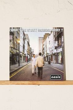 Oasis - (Whats the Story) Morning Glory?) LP - Urban Outfitters