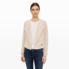 Women | Alvina Lace Jacket | Club Monaco