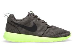 Nike Roshe Run Tarp Green/Deep Smoke