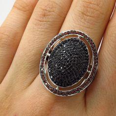 Amethyst Gem, Citrine Gemstone, Gemstone Rings, Plus Size Rings, Unusual Rings, Snake Design, Wide Rings, Vintage Jewelry, Unique Jewelry