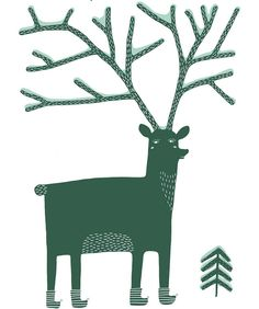 Christmas in the air) ❄❄❄ My new illustration of my friend Rudolf :) #on_a_tree #illustration #graphic #illustrationart #picame #handdrawing #illustrationage #artwork #art #arts_help #artstagram #worldofartists #deer #christmas #christmascards #christmasillustration #vscoart #illustrator #winter #lviv #christmastree #photoshop #artwork #надереві #листівка #львів Tree Illustration, Christmas Illustration, My Friend, Deer, Christmas Cards, Moose Art, How To Draw Hands, My Arts, Photoshop