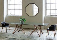 modern furniture & lighting | spencer interiors | dining tables