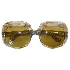 2fa305f301 Paco Rabanne Oversized sunglasses Nina Ricci