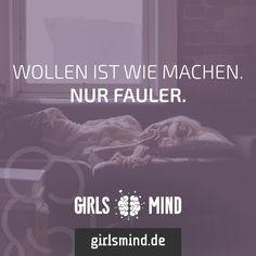Habt einen schönen faulen Sonntag. Gruß an die Couch. Mehr Sprüche auf: www.girlsmind.de #faul #sofa #couch #wochenende #sonntag #faulheit