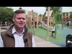 Les aires de jeux c'est aussi dans les zoo ! #InfoWebTourisme Le Zoo, Playground, Wood Games, Tourism