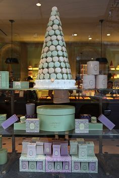 Ladurée  864 Madison Avenue  between 70th and 71st Streets  New York, NY 10021