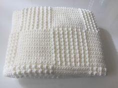 Couverture crochet - explications