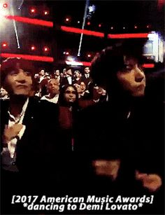 BTS | JK dancing to Demi Lovato's performance