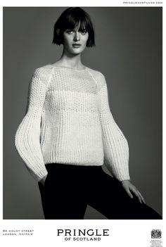 Pringle knitted sweater <3 #knitwear
