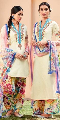 Offering wide range of Salwar Kameez Online Shopping with finest quality fabrics and stitching. Shop from our latest collection of online salwar suits, Buy Ethnic suit Online, The best online salwar kameez shopping store in India with safe shopping e Summer Dresses Sale, Summer Dresses For Women, Indian Dresses, Indian Outfits, Salwar Suits, Punjabi Suits, Patiala Suit, Punjabi Bride, Punjabi Wedding