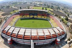 Morelos Stadium - Morelia, Mexico Soccer Stadium, Football Stadiums, Professional Football, Team Logo, Places Ive Been, Around The Worlds, America, About Football, Hs Sports