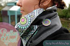 buttoncowltitle by MsMalloryPaige, via Flickr