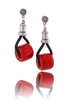 #ByDziubeka kolczyki/earrings