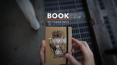 Book / Bring Ideas to Life on Vimeo