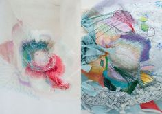 Beautiful!! yumiko arimoto,embroidery