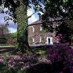 Experience the Irish Countryside at Ballymaloe Country House Hotel (Shanagarry, Cork, Ireland) - Beautiful. Ballymaloe Cookery School, Manor House Hotel, Manor Houses, Farm Houses, Ireland Travel, Cork Ireland, Ireland Homes, House Ireland, Country House Hotels