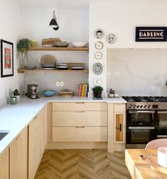 10 Real open plan kitchen diner ideas to inspire your renovation plans Kitchen Styling, Kitchen Decor, Kitchen Design, Kitchen Ideas, Open Plan Kitchen Diner, Kitchen On A Budget, Kitchen Cabinetry, Kitchen Flooring, Colored Dining Chairs