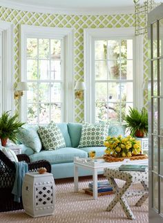 House of Turquoise: Ashley Whittaker Design