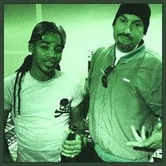 Rapper Keizer is een van de grootheden die verschijnt op Extince's nieuwste Album X
