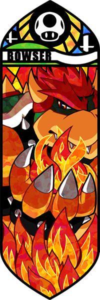 Smash Bros - Bowser by Quas-quas on deviantART