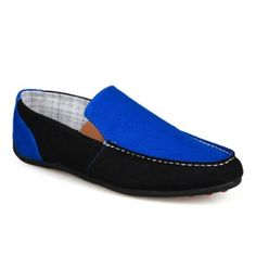 $26.47 Trendy Color Block and Canvas Design Casual Shoes For Men