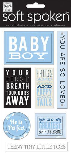 Baby Boy - So Loved