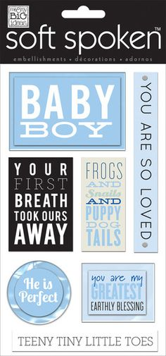 Baby Boy - So Loved