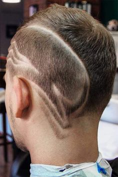 Men style Cris Cross Design Lookingfor haircut designs ideas to give your hair a fres Modern Haircuts, Cool Haircuts, Haircuts For Men, Short Haircuts, Hair Designs For Boys, Cool Hair Designs, Undercut Designs, Haircut Designs, Side Shave Design
