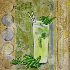 Mojitos - The Perfect Rum Drink (also youtube tutorial.