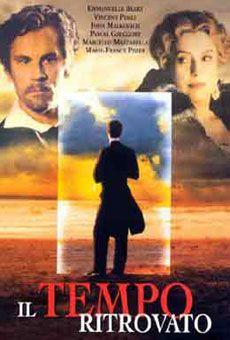 Il tempo ritrovato - proiezione film