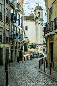 Rua das Farinhas, Mouraria, Lisboa