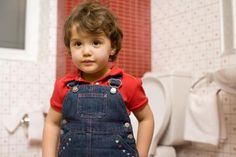 How to Potty Train a Four-Year-Old Who Won't Poop in a Toilet