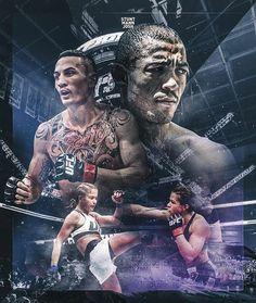 #UFC212 #FightNight! Artwork: Stuntmannjosh #mma #ufc