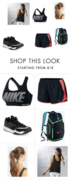 """Untitled #269"" by sexipandagirl ❤ liked on Polyvore featuring NIKE, France Luxe and Reebok"