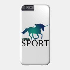 'Unicorn blue' by kriko Skin Case, Long Hoodie, Ipad Case, Laptop Sleeves, Decorative Throw Pillows, Chiffon Tops, Classic T Shirts, Unicorn, Stationery